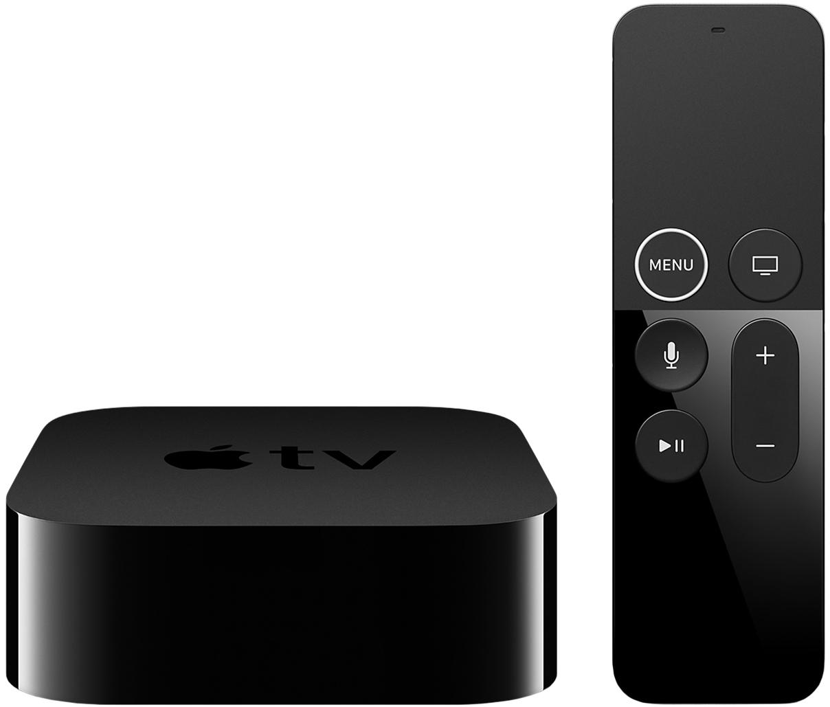 Медиаплеер Apple TV 4K 32Gb (черный)