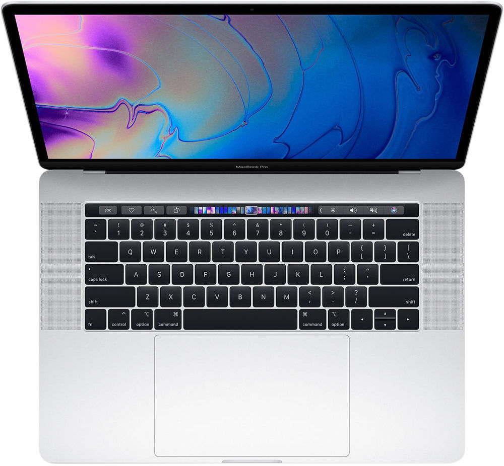 "Ноутбук Apple MacBook Pro 15"" Core i9 2,3 ГГц, 16 ГБ, 512 ГБ SSD, Radeon 560X, Touch Bar (Intel 2300 Mhz/15.4""/2880х1800/16384Mb/512Gb HDD/AMD 560X/WIFI)"