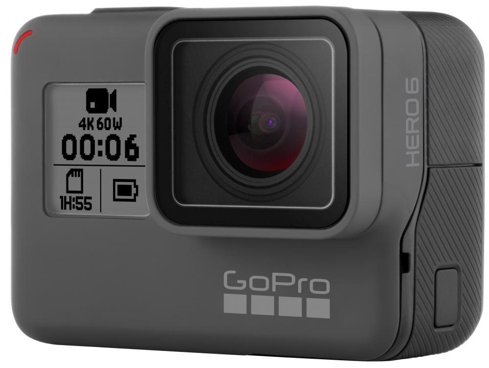 Экшн-камера GoPro HERO6 Black (черный)