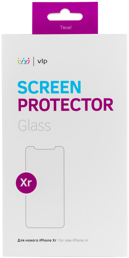 Защитное стекло VLP Glass для Apple iPhone XR