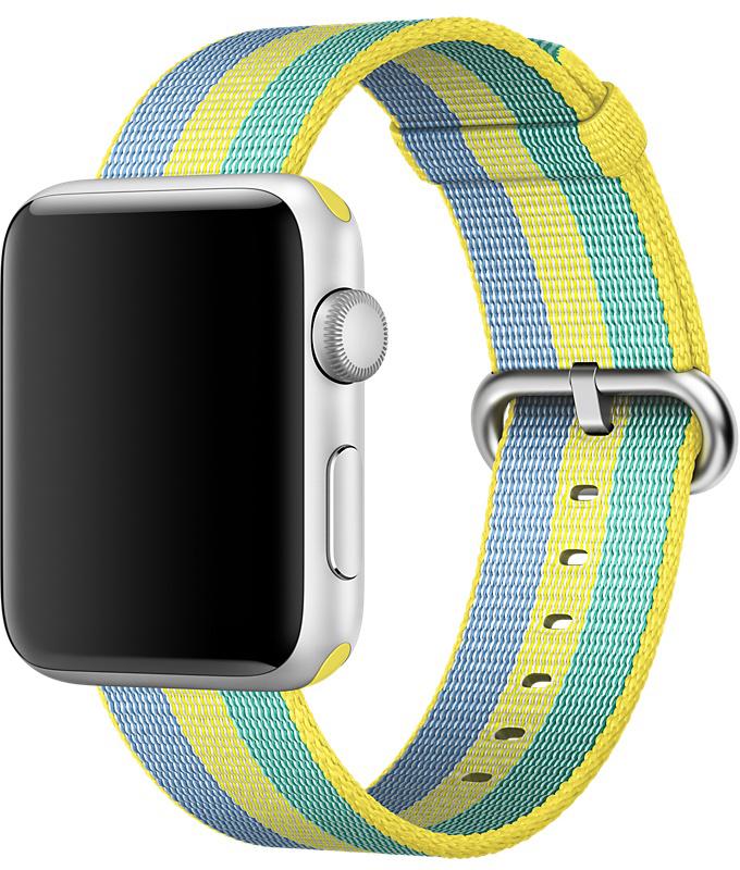 Ремешок Apple Nylon Band для Watch 42 мм (желтая пыльца)