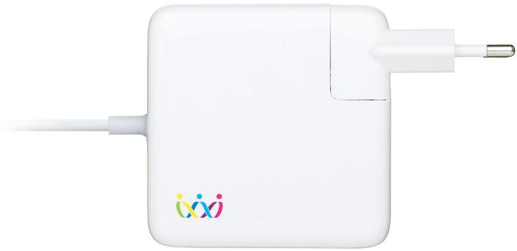 Сетевое зарядное устройство VLP для MacBook 60W (белый)