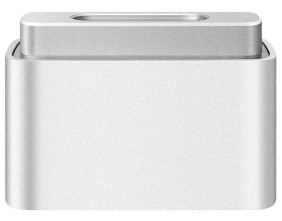 Сетевое зарядное устройство, Apple MAGSAFE TO MAGSAFE 2 CONVERTER (серебристый)  - купить со скидкой