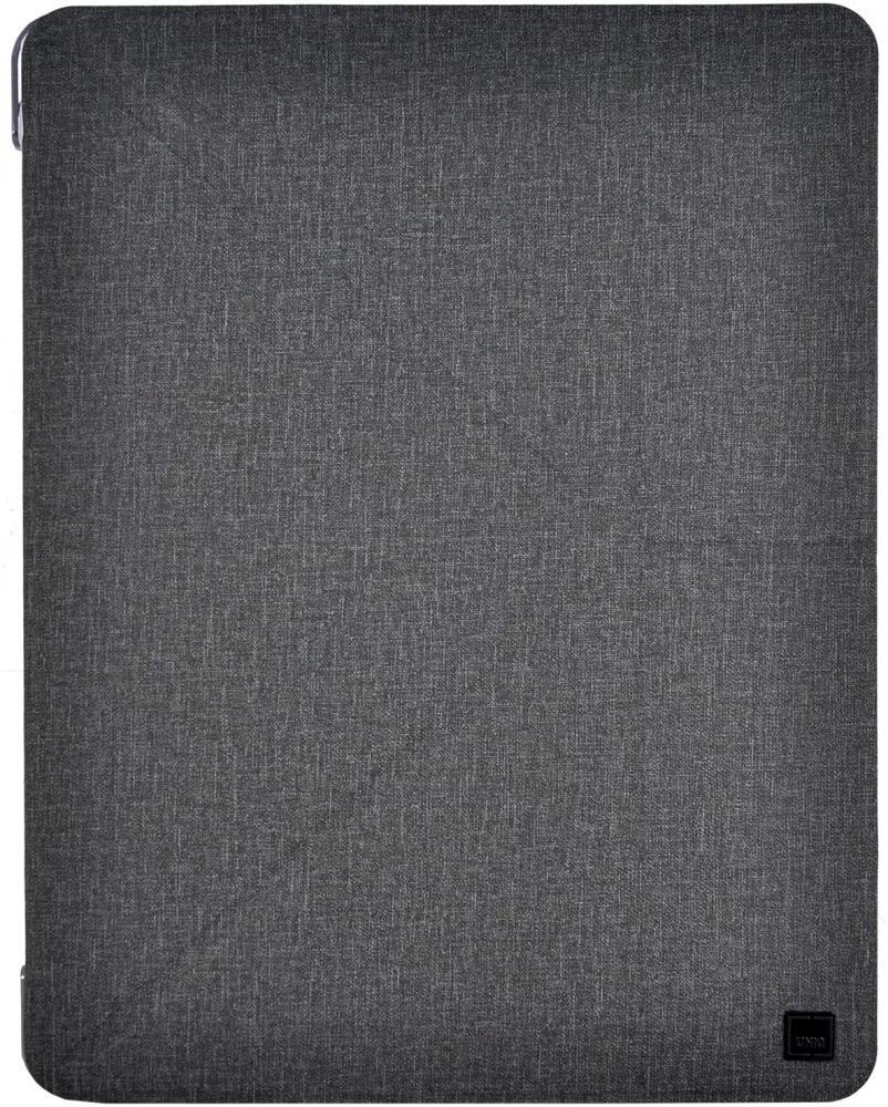 Чехол-книжка Uniq Yorker Kanvas для Apple iPad Pro 12.9 (2018) (черный)