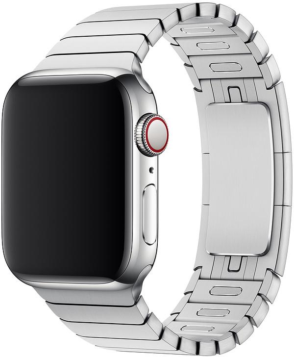 Ремешок Apple Link Band для Watch 38 мм (серебристый)