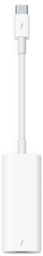 Адаптер Apple Thunderbolt 3 (USB-C) на 2 (белый)
