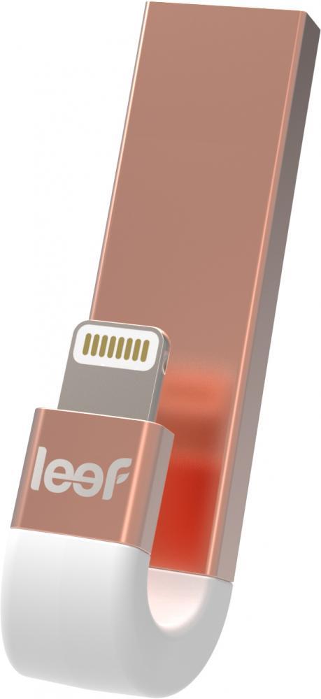 Фото - USB флешка Leef iBridge 3 64Gb (розовый) чаша альтернатива розовый блюз 3 л