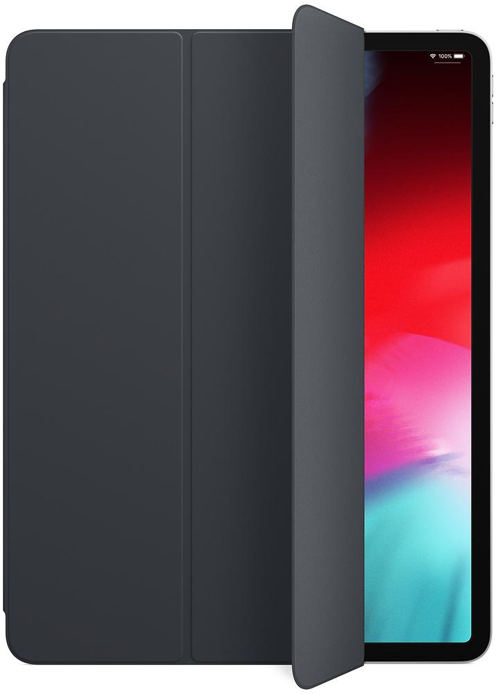 Обложка Apple Smart Folio для iPad Pro 12.9 (угольно-серый)