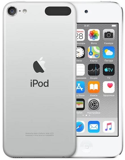 Фото - Плеер Apple iPod touch 128Gb (2019) (серебристый) сорокин р прекращение государственно служебных отношений вследствие несоблюдения законодательства о противодействии коррупции моногра
