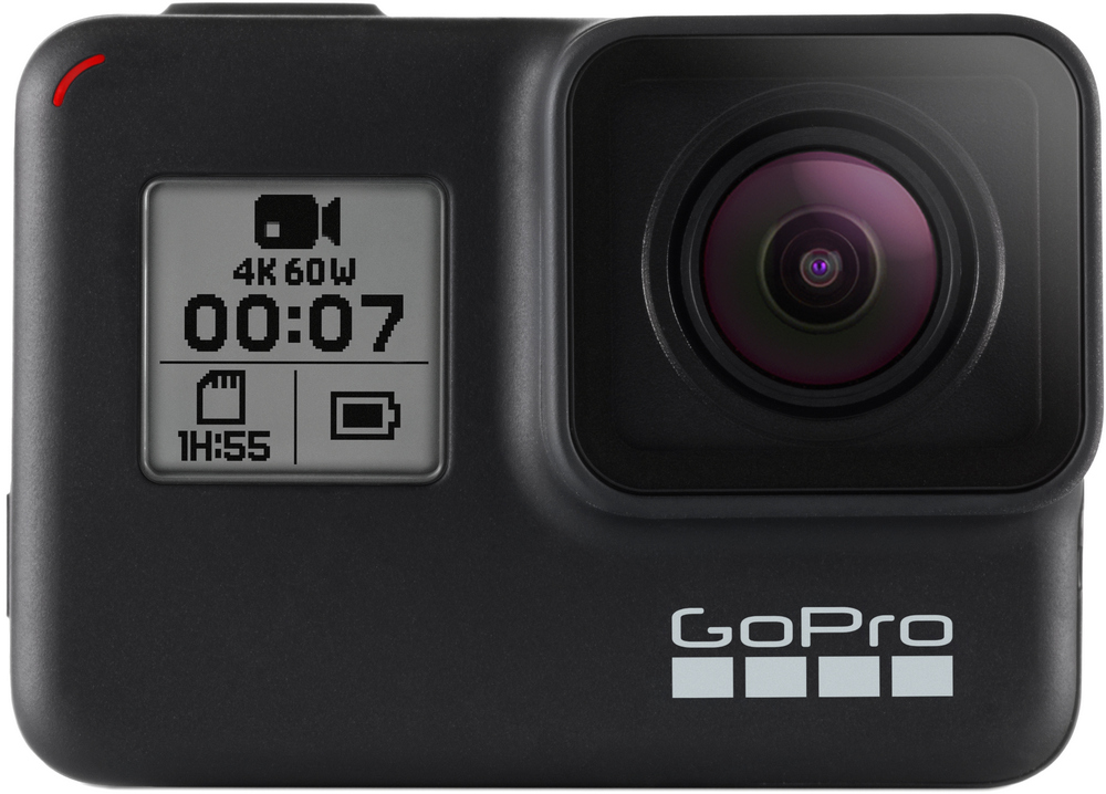 Экшн-камера GoPro HERO7 Black Edition