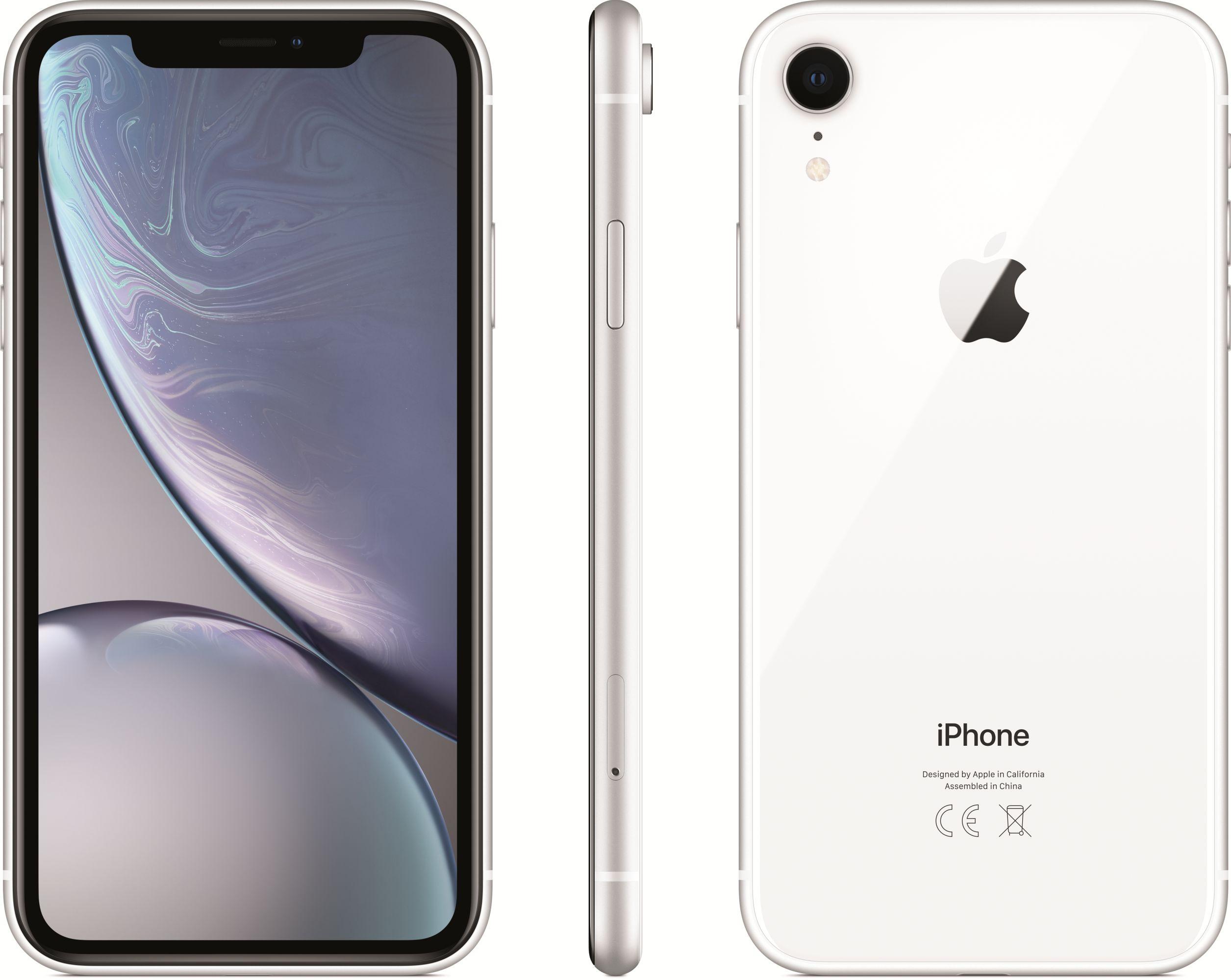404b3ee65cca4 Apple iPhone Xr Dual 64GB – купить мобильный телефон, сравнение цен ...