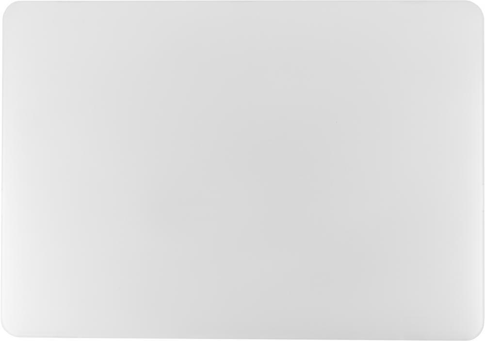 Клип-кейс VLP Plastic Case для Apple MacBook Air 13 2018 (белый)