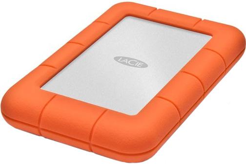 "Внешний жесткий диск LaCie Rugged Mini 1TB 2,5"""