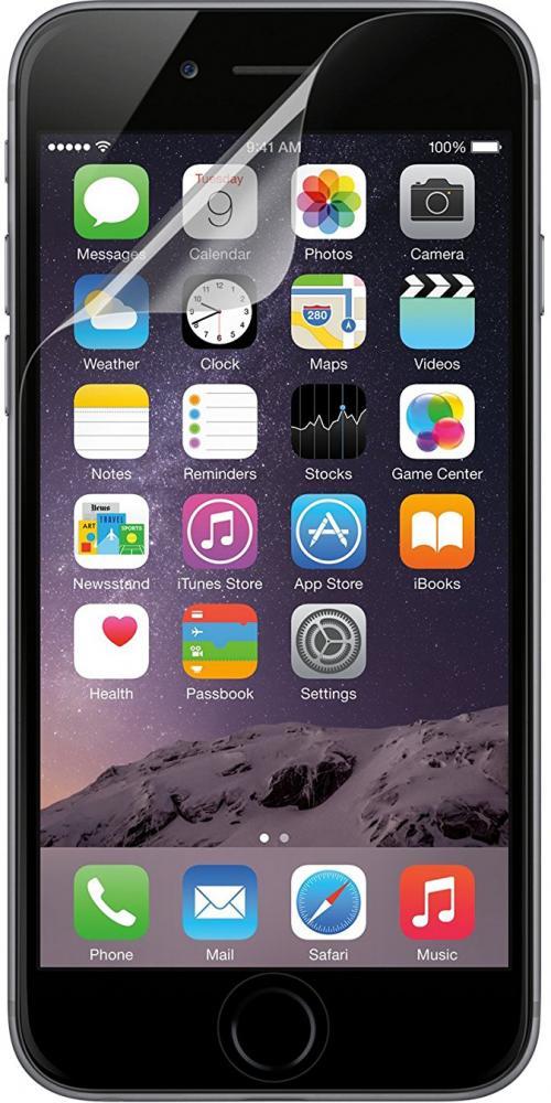 Защитная пленка Belkin F8W526bt3 для Apple iPhone 6/6S (глянцевая)