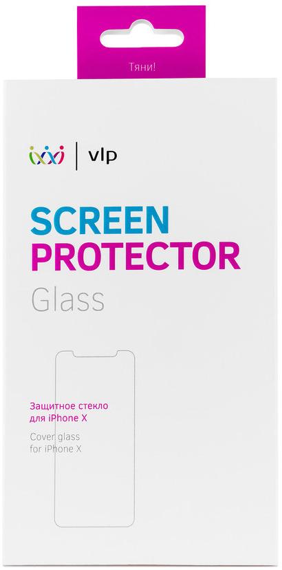 Защитное стекло VLP Glass для Apple iPhone X (глянцевое)