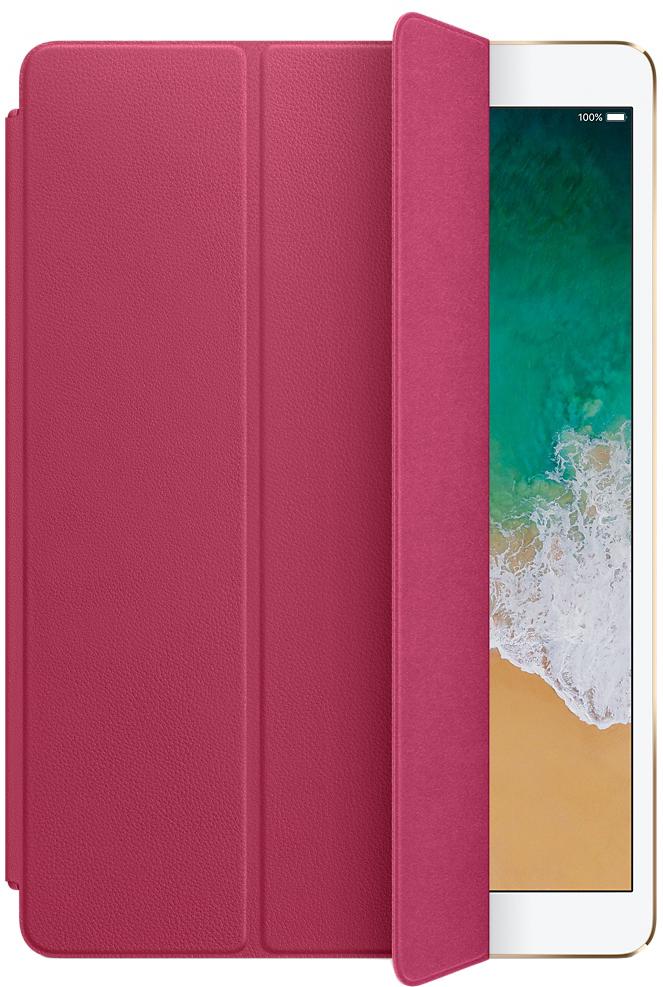 Обложка Apple Smart Cover для iPad Pro 10.5 2017 (розовая фуксия)