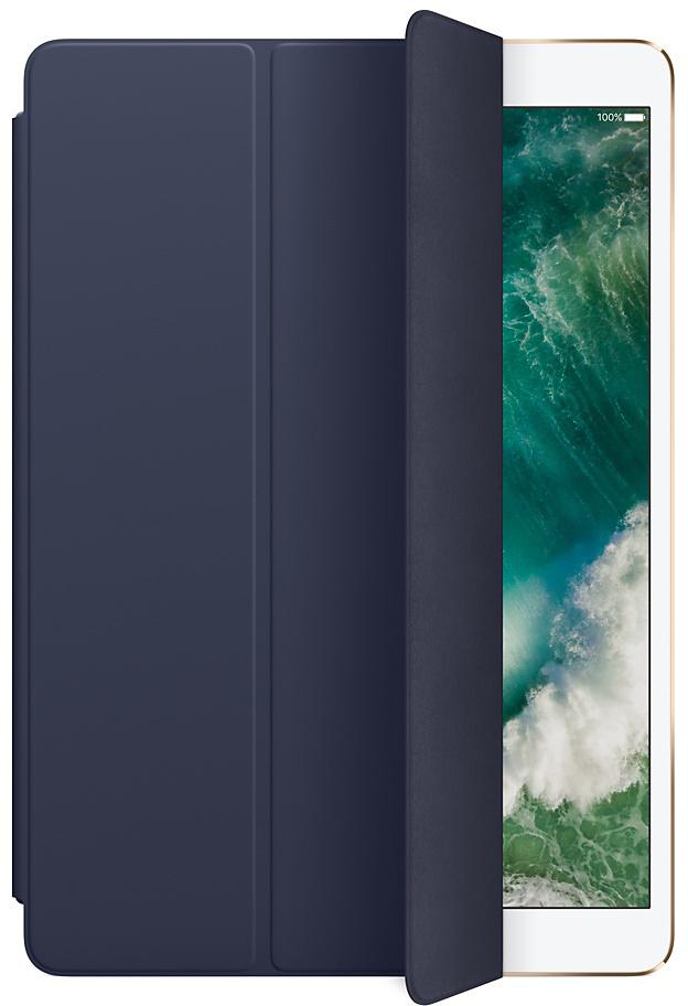 Обложка Apple Smart Cover для iPad Pro 10.5 (темно-синий)