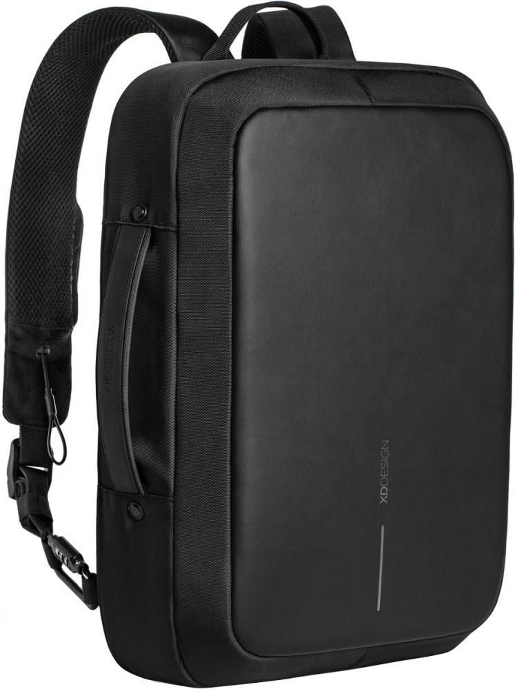 """Рюкзак XD Design Bobby Biz для ноутбука 15.6"""" (черный)"""