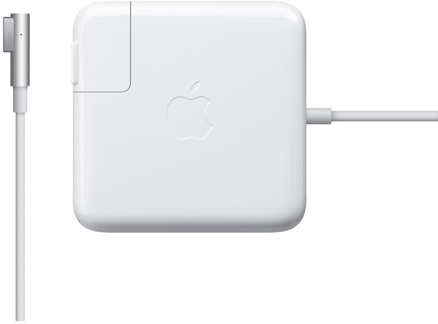 Сетевое зарядное устройство Apple MagSafe Power Adapter - 45W (белый)