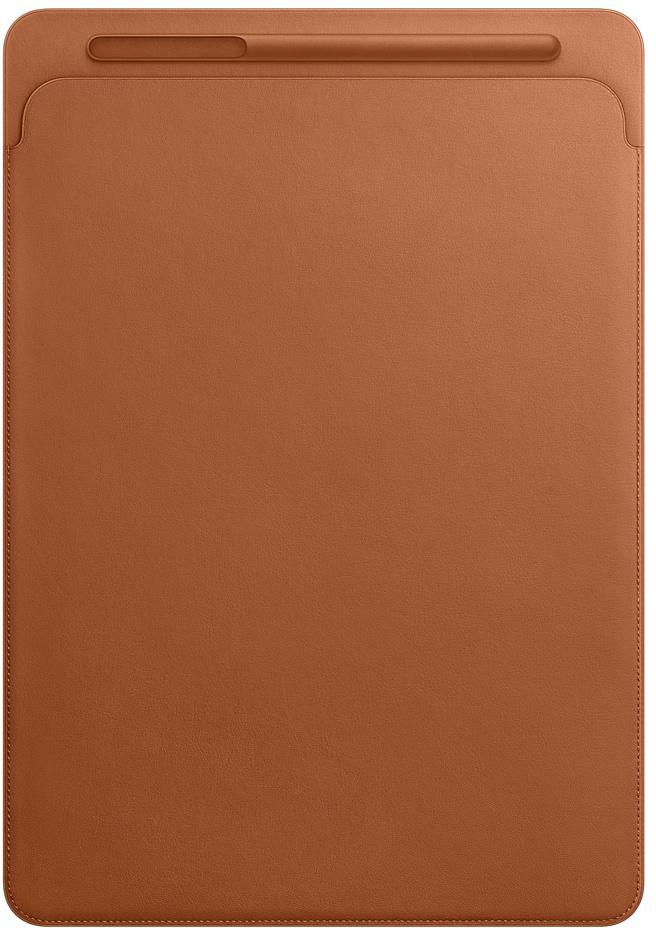 Чехол Apple для iPad Pro 12.9 (2017) (золотисто-коричневый)