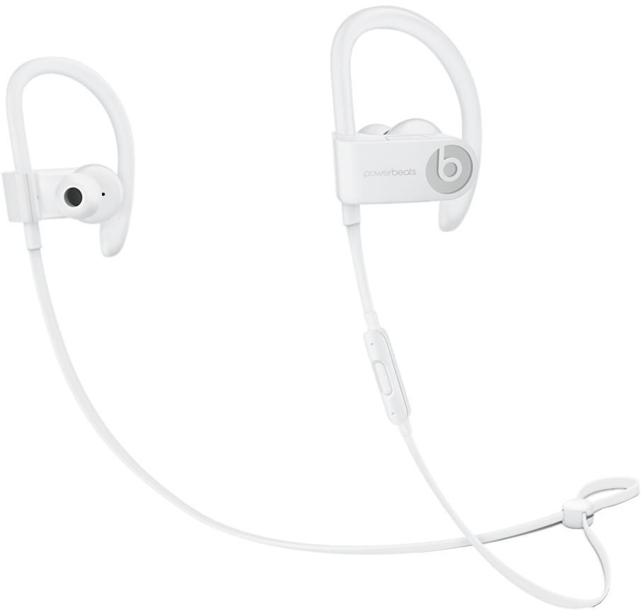 Наушники Beats Powerbeats3 Wireless (белый)