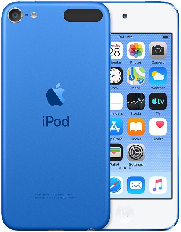 Фото - Плеер Apple iPod touch 256Gb (2019) (синий) сорокин р прекращение государственно служебных отношений вследствие несоблюдения законодательства о противодействии коррупции моногра