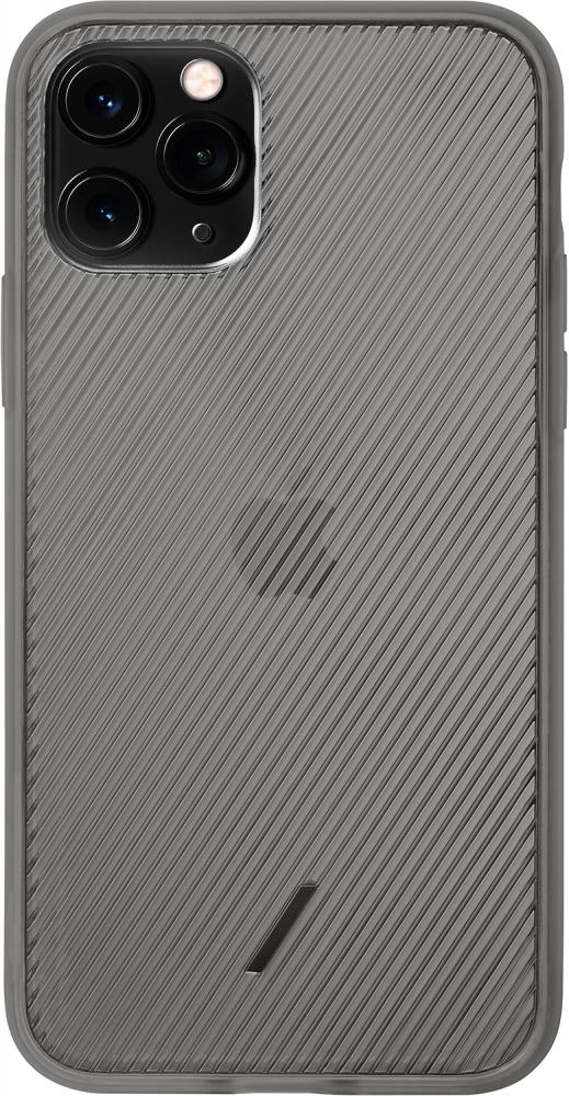 Клип-кейс Native Union CLIC VIEW для Apple iPhone 11 Pro Max (дымчатый)