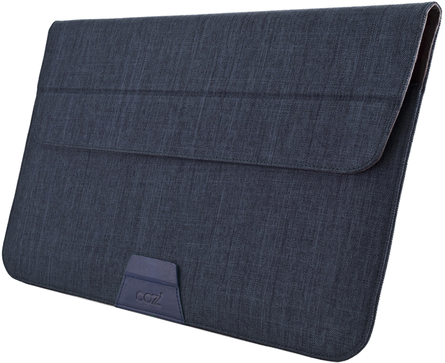 "Чехол Cozistyle Stand Sleeve для Apple Macbook Air/ Pro 15"" (темно-синий)"