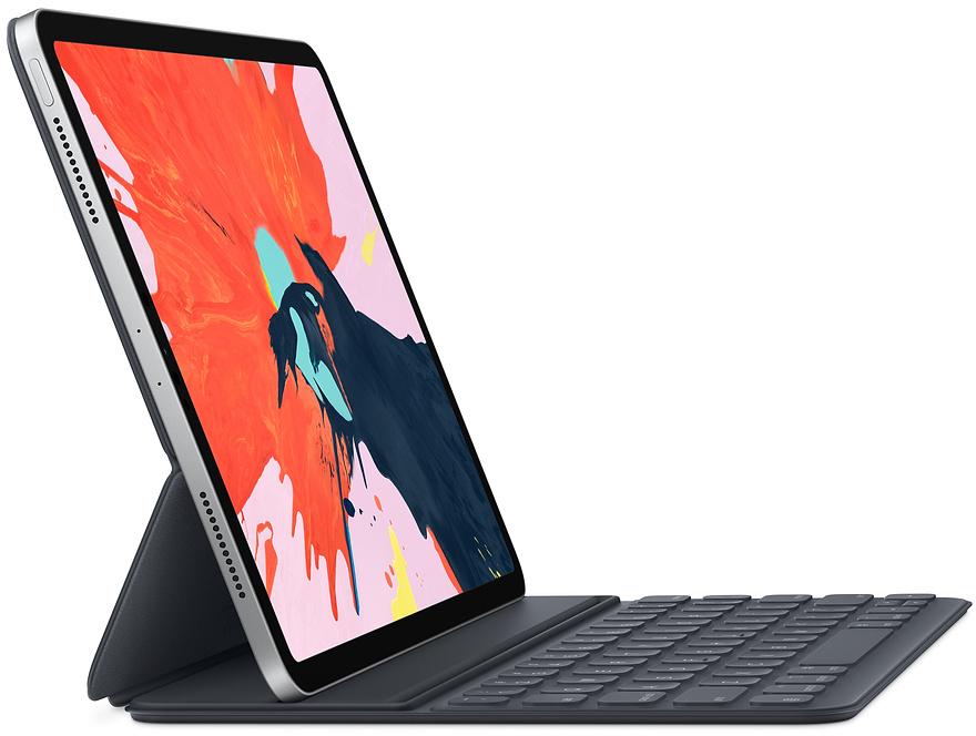 Чехол-клавиатура Apple Smart Keyboard Folio для iPad Pro 11 (черный)