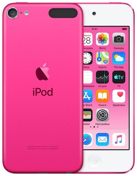 Фото - Плеер Apple iPod touch 256Gb (2019) (розовый) сорокин р прекращение государственно служебных отношений вследствие несоблюдения законодательства о противодействии коррупции моногра