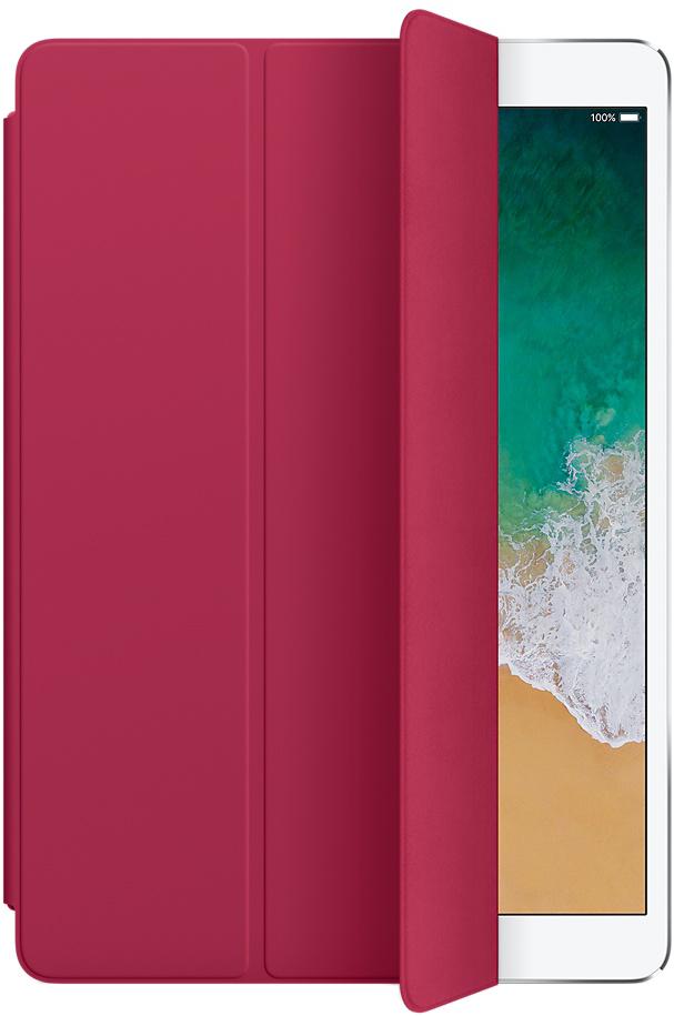 Обложка Apple Smart Cover для iPad Pro 10.5 2017 (красная роза)