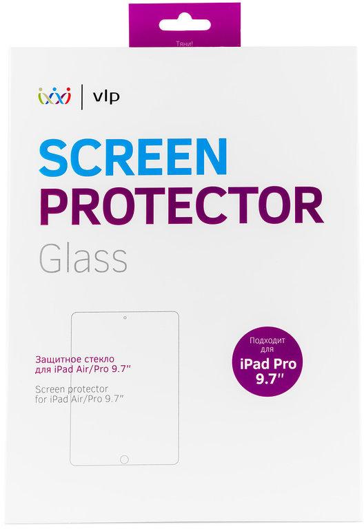 Защитное стекло VLP для iPad Air/iPad Pro 9.7