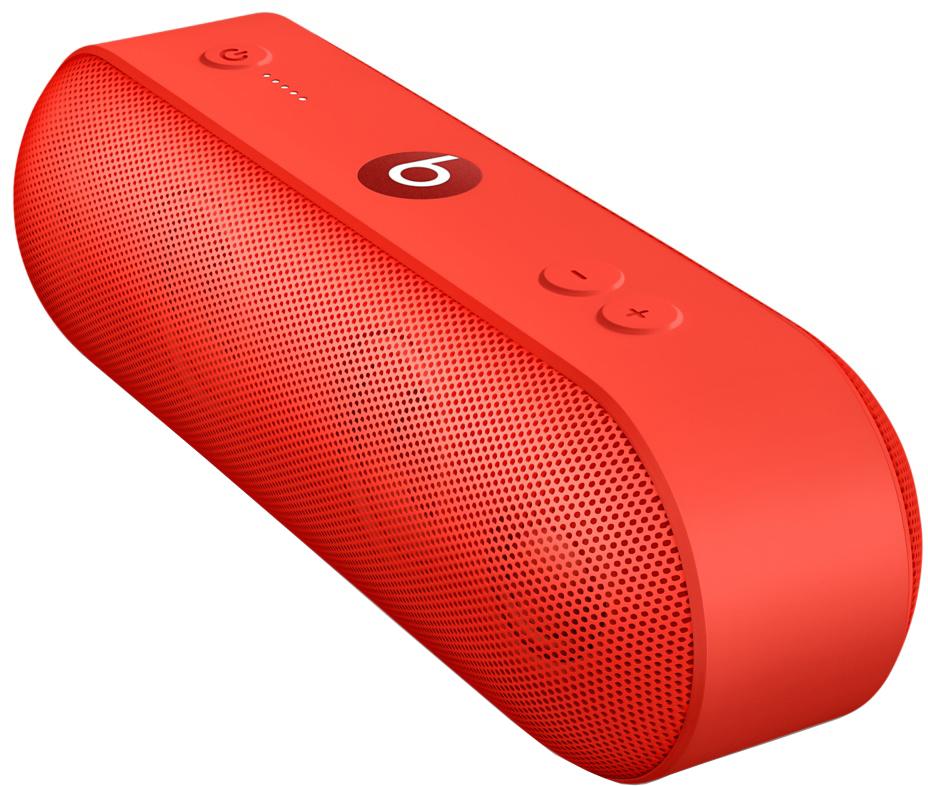 Портативная колонка Beats Pill+ (PRODUCT)RED™ (красный)