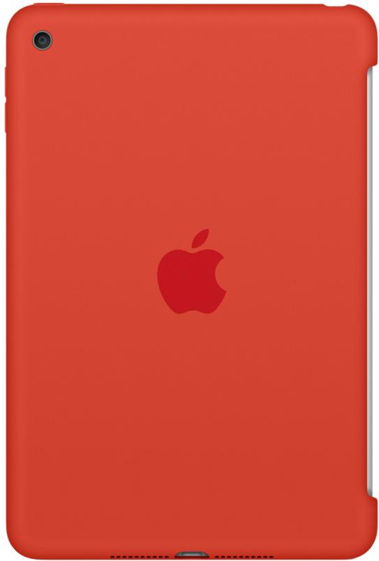 Клип-кейс Apple для iPad mini 4 (оранжевый)