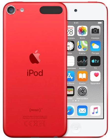 Фото - Плеер Apple iPod touch 256Gb (2019) (красный) сорокин р прекращение государственно служебных отношений вследствие несоблюдения законодательства о противодействии коррупции моногра
