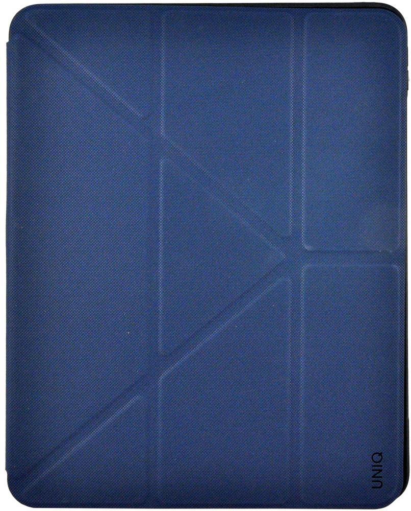 Чехол-книжка Uniq Transforma Rigor для Apple iPad Pro 11 2018 (синий)