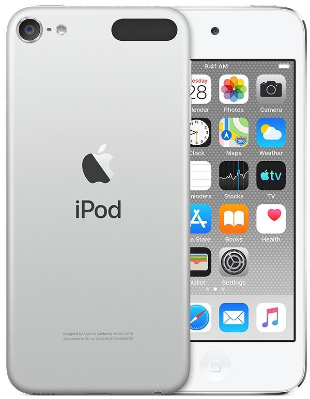 Фото - Плеер Apple iPod touch 256Gb (2019) (серебристый) сорокин р прекращение государственно служебных отношений вследствие несоблюдения законодательства о противодействии коррупции моногра