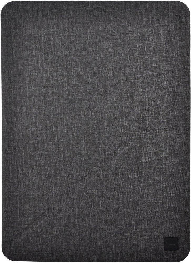 Чехол-книжка Uniq Yorker Kanvas для Apple iPad Pro 11 2018 (черный)