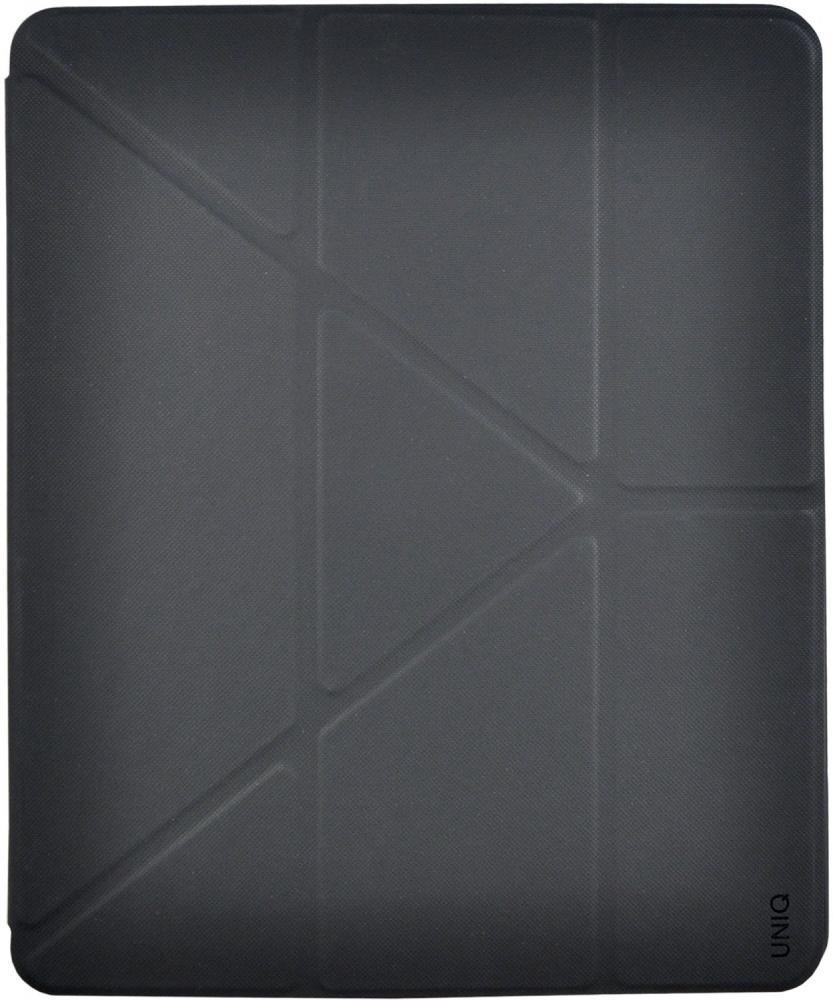 Чехол-книжка Uniq Transforma Rigor для Apple iPad Pro 12.9 (2018) (черный)