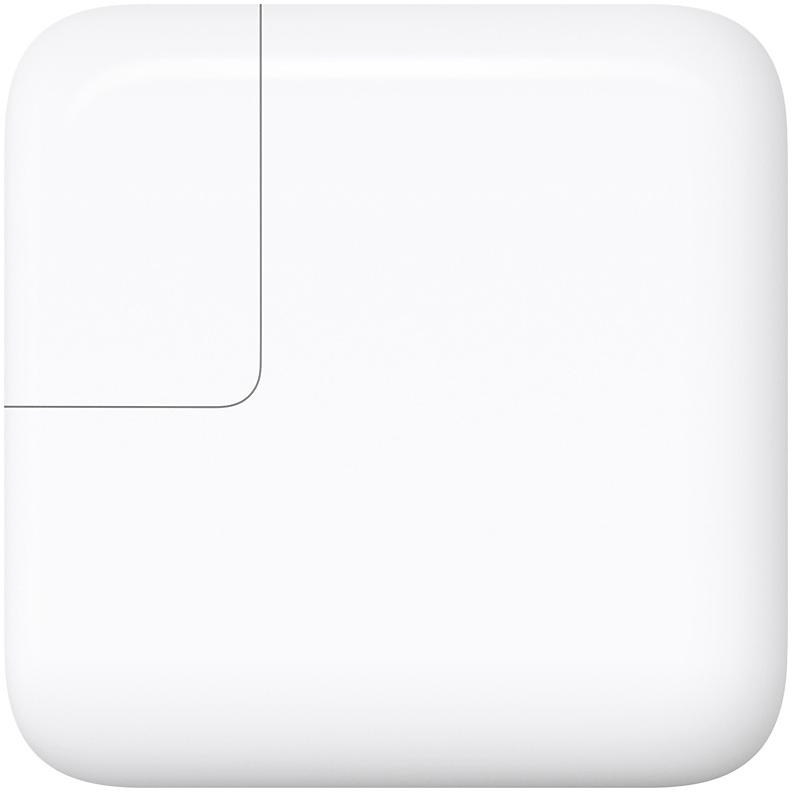 Адаптер питания Apple USB-C мощностью 30 Вт (белый)
