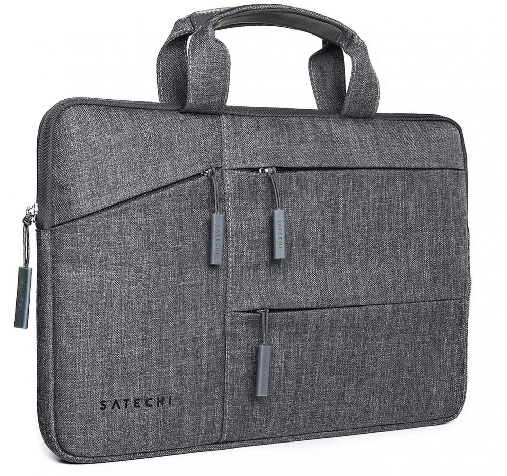 "Сумка Satechi Water resistant Laptop Carrying Case 15"" (серый)"