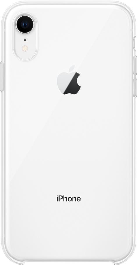 Клип-кейс Apple Clear Case для iPhone XR (прозрачный)