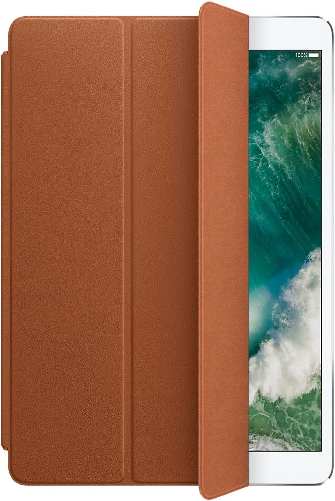 Обложка Apple Smart Cover для iPad Pro 10.5 (золотисто-коричневый)