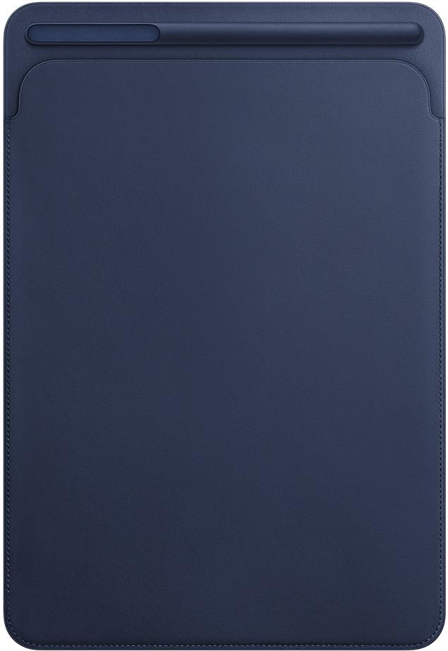 Чехол Apple для iPad Pro 10.5 2017 (темно-синий)