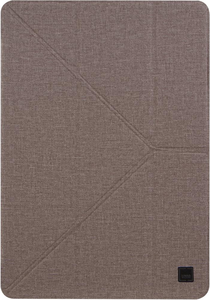 Чехол Uniq Yorker Kanvas для Apple iPad Pro 10.5 (бежевый)  - купить со скидкой