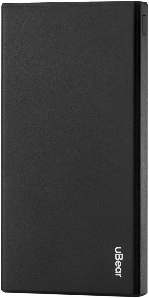 Внешний аккумулятор uBear Core Power Delivery bank 10000 мАч (черный)