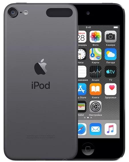 Фото - Плеер Apple iPod touch 32Gb (2019) (серый космос) сорокин р прекращение государственно служебных отношений вследствие несоблюдения законодательства о противодействии коррупции моногра