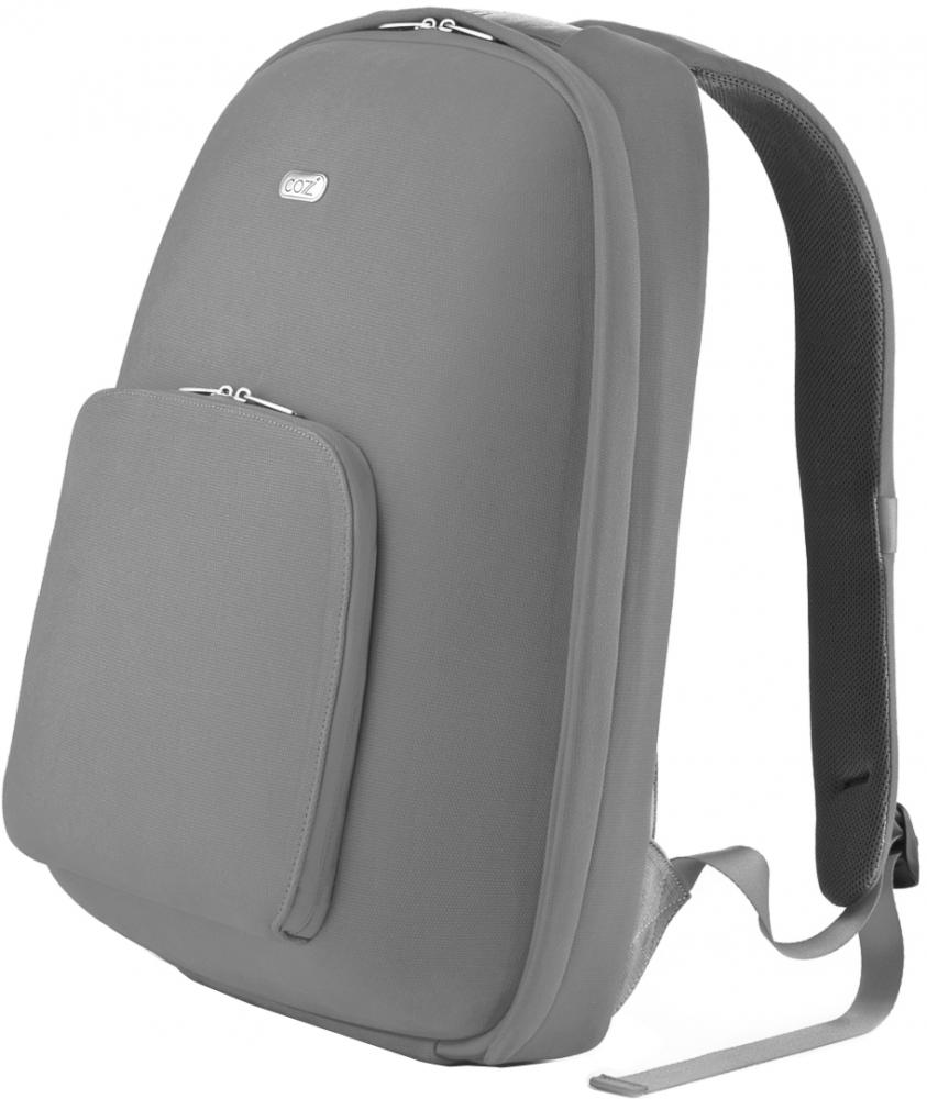 Рюкзак Cozistyle Canvas Urban Backpack Travel (светло-серый)