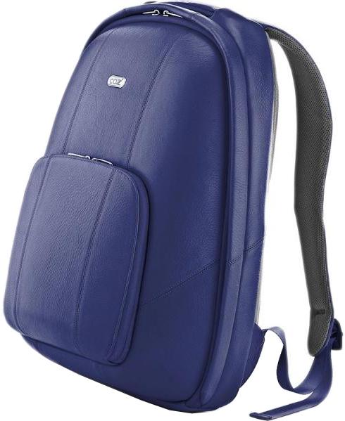 Рюкзак Cozistyle Leather Urban Backpack Travel (темно-синий)