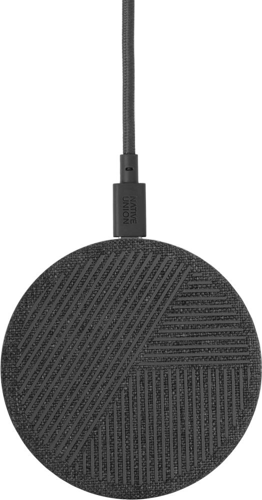 Беспроводное зарядное устройство Native Union DROP (серый)